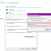 Windows NTP Time Service Sends Wrong Time to Users Worldwide Image