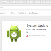 Spyware Disguised as System Update Survived on Play Store for Almost Three Years Image
