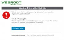 Webroot Antivirus Goes Off the Rails and Flags Windows System Files as Malicious Image