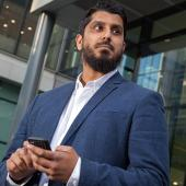 Human Rights Activist Faces Prison for Not Giving up Password at UK Airport Image
