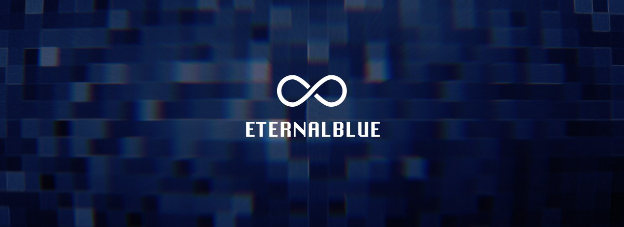 Image result for eternal blue logo