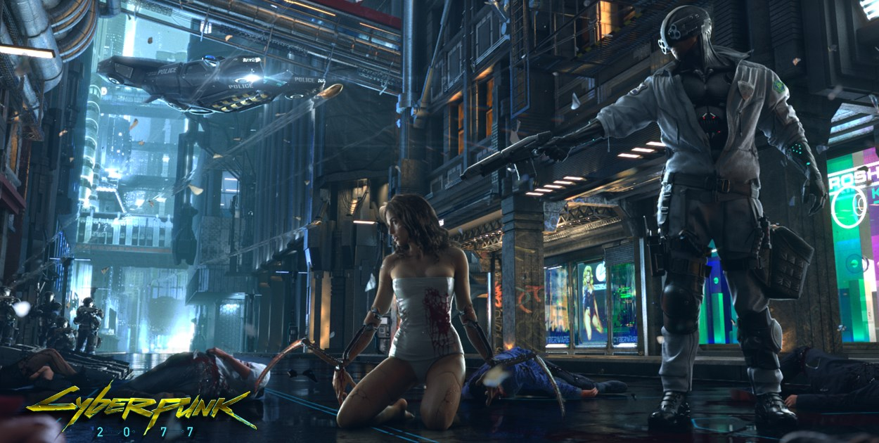 CD Projekt Red held at ransom over stolen Cyberpunk 2077 files
