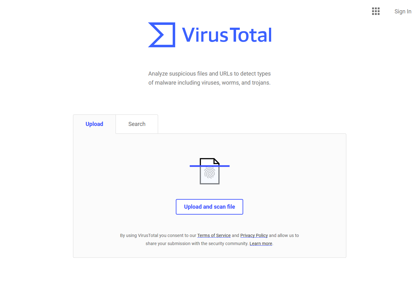 VirusTotal Is Getting a New UI