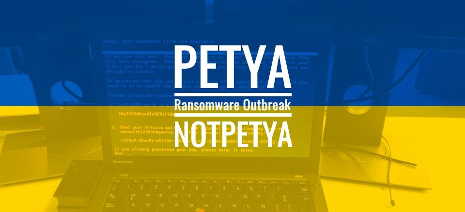 NotPetya outbreak