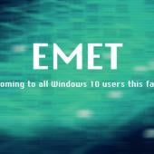 Microsoft Will Embed EMET Into Windows 10 Starting This Fall Image