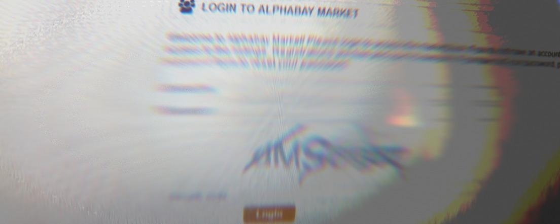 AlphaBoy login page