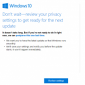 Microsoft Announces New Wave of Nagging Popups Image