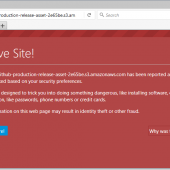 Some GitHub Downloads Blocked in Chrome and Firefox Due to Safe Browsing Warning Image