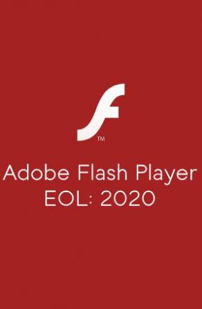 Adobe to Kill Flash Media Player in 2020 Image