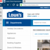 Couple Accused of Using Lowes Website Flaw to Steal Expensive Goods Image