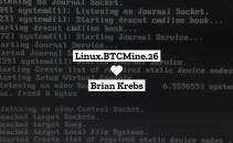 Brian Krebs Fan Creates New Cryptocurrency Miner for Linux Devices Image