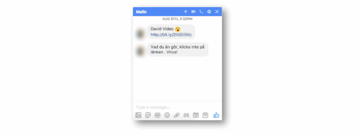 Facebook Messenger Spam Leads to Adware, Malicious Chrome Extensions