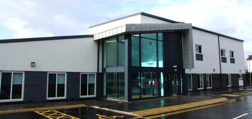 NHS Lanarkshire hospital