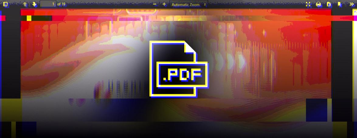 PDF loop bug