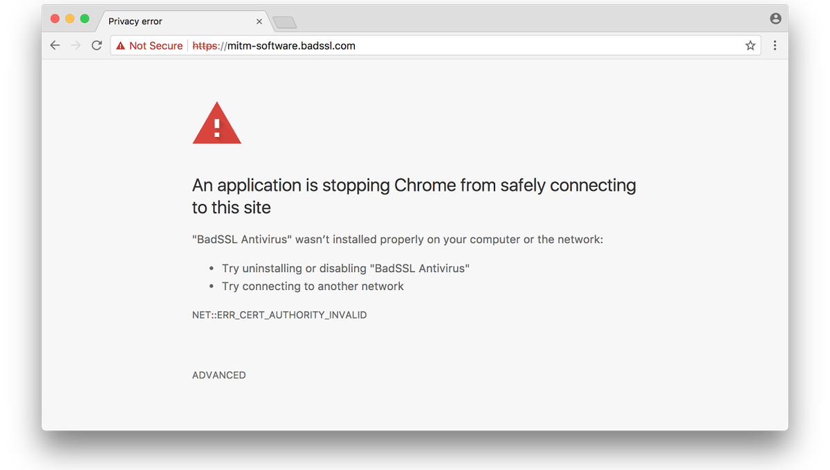 Google chrome will soon warn you of software that performs mitm google chrome will soon warn you of software that performs mitm attacks 1betcityfo Gallery