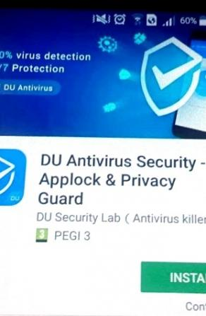Chinese Mobile Antivirus App Caught Siphoning User Data Image