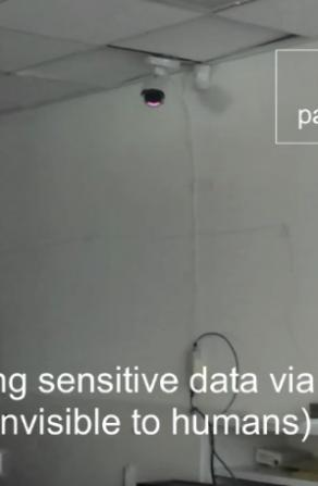 Malware Uses Security Cameras With Infrared Capabilities to Steal Data Image