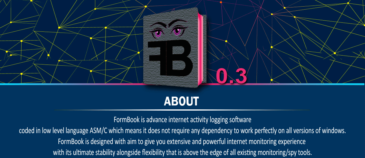 FormBook Infostealer Sold on Hacking Forums Is Becoming