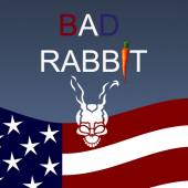 Small Amount of Bad Rabbit Ransomware Victims Detected in the USA Image