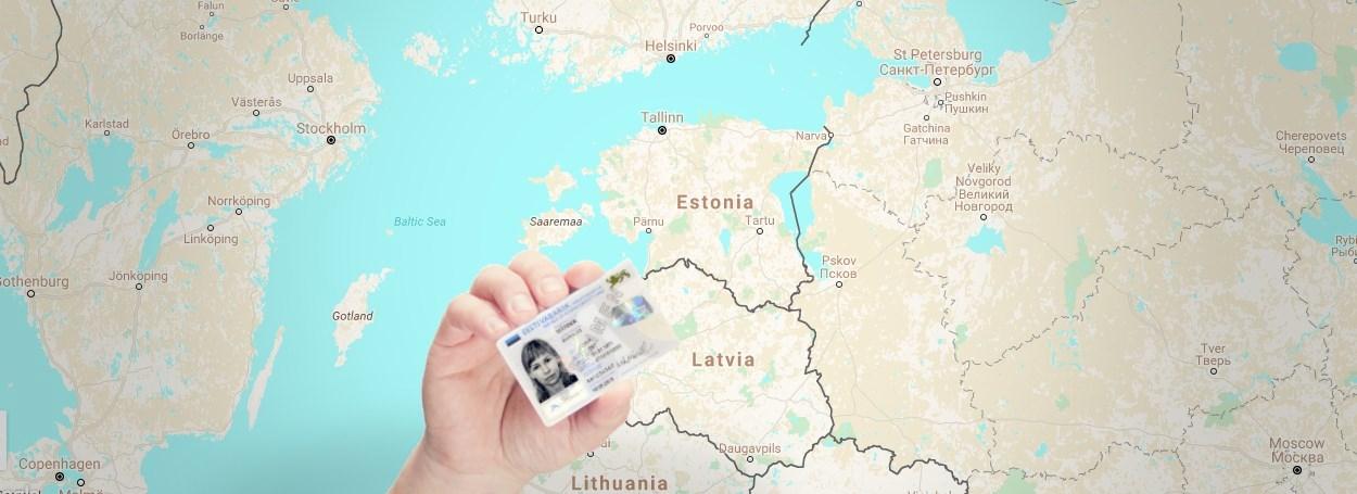 Estonian ID cards