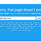 Twitter Employee Deletes Donald Trump's Twitter Account on Last Day at Work Image