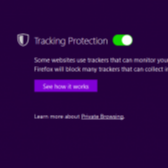 Firefox 57 to Feature Option for Always-On Tracking Protection Image
