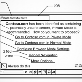 Edge May Soon Switch to Private Browsing Mode Automatically When on NSFW Sites Image