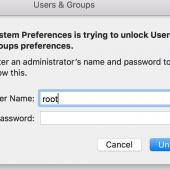 MacOS Bug Lets You Create a Root Account by Repeatedly Pressing a Button Image