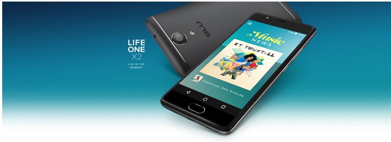 Blu Life One X2 smartphones