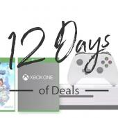 Day 6 of Microsoft's 12 Days of Deals: - Up to $70 off Xbox One + 2 free games Image