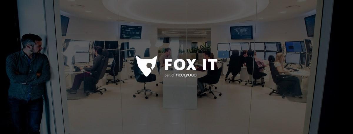 Fox-IT logo