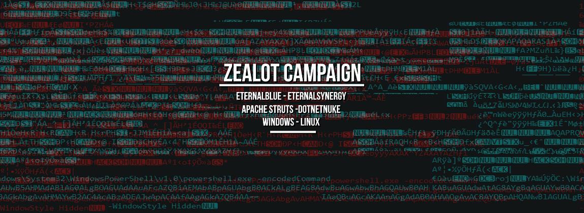 Zealot campaign