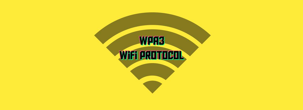WPA3 WiFi standard