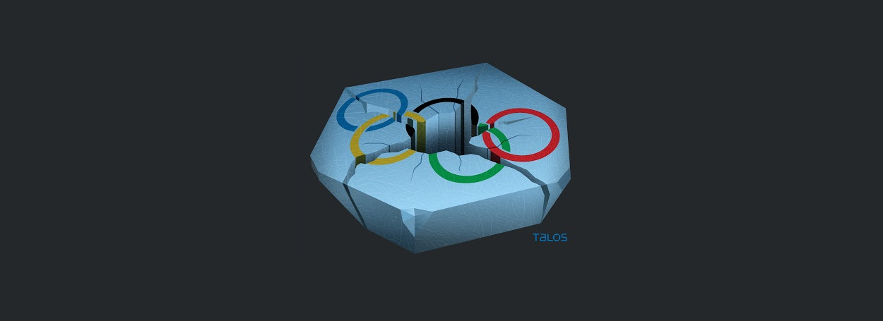 Olympic Destroyer malware logo