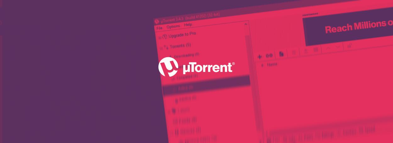uTorrent标志