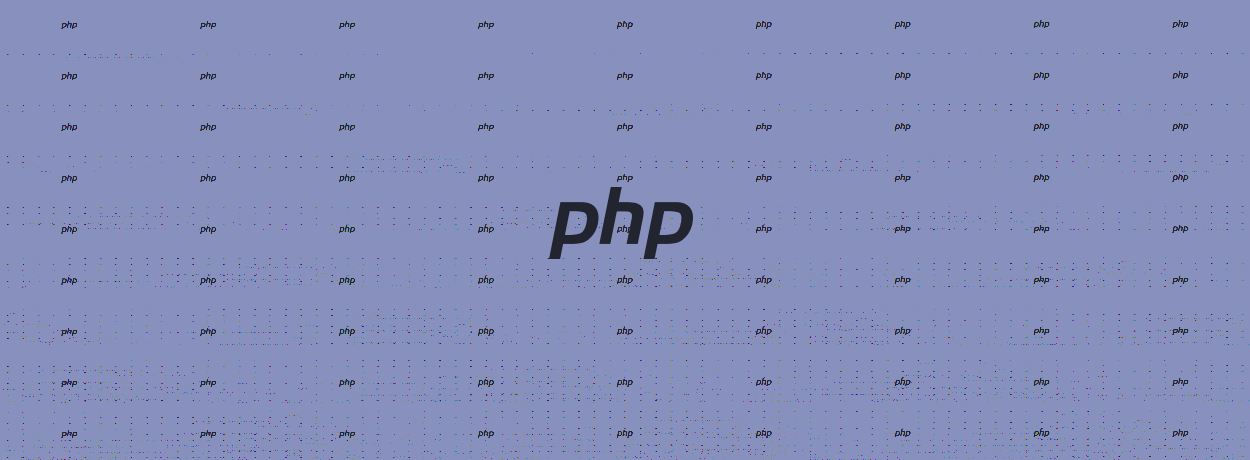 Php-logo-glitched