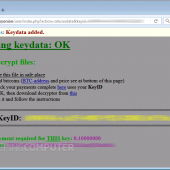 Data Keeper Ransomware Makes First Victims Two Days After Release on Dark Web RaaS Image
