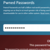 New Tools Make Checking for Leaked Passwords a Lot Easier Image