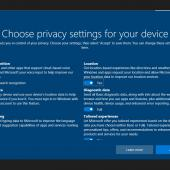 Microsoft Testing New Privacy Settings Layouts in Windows 10 Insider 17115 Image