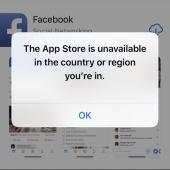 Apple Bans Iran from the App Store Image