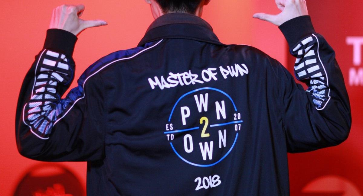 Master of Pwn jacket
