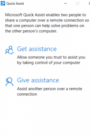 Intro to Quick Assist, Window 10's Built-in TeamViewer-Like Remote Help Tool