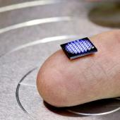 IBM Reveals a Computer the Size of a Grain of Salt Image