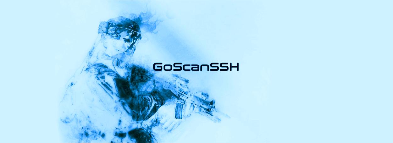 GoScanSSH