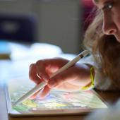 Apple Unveils a New 9.7″ iPad With Pencil Support Image