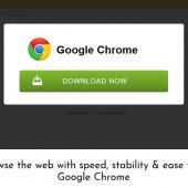 Beware of Bing Chrome Download Ads Pushing Adware/PUP Installers Image