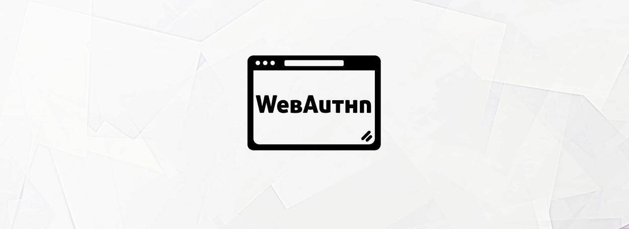 WebAuthn API
