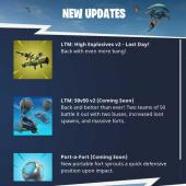 Fortnite 3.5 Update: Port-a-Fort, New Replay System, Weapons Nerfed, and More Image