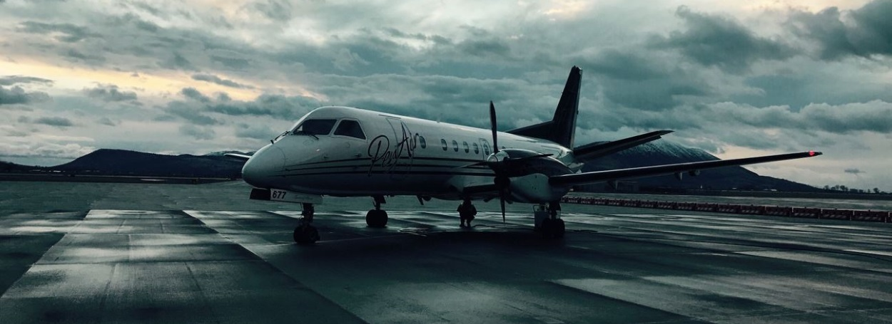PenAir jet