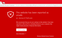 Microsoft Ports Anti-Phishing Technology to Google Chrome Extension Image